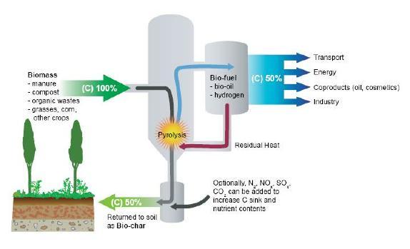 Biochar Cycle